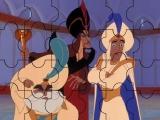 Sultan, Jafar y Aladdin