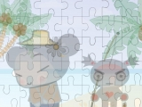 Pucca Love Jigsaw Puzzle