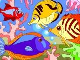 flash игра Пазлы: Водный мир