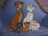 Пазлы: Кошачье семейство
