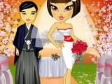 flash игра Свадьба в японском стиле