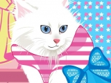 flash игра Lovely Kitty
