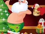 Flash игра для девочек Santa's big night