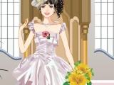Amazing Bride Dress Up