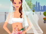 Flash игра для девочек Stylish Wedding Dress Up