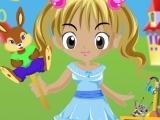 Flash игра для девочек Toy Land Dress Up