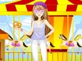 Flash игра для девочек Coney Island Dress Up