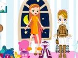 Flash игра для девочек Sue Friend's Dress up