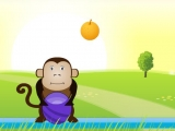 flash игра Hungry Monkey