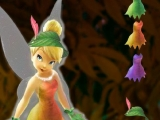 Flash игра для девочек Tinker Bell And The Lost Treasure