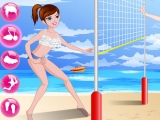 Volley Beach Dress Up