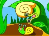 Flash игра для девочек Пазлы: Акробаты-Улитки 3D