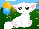 Flash игра для девочек Meow Dress-Up