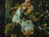 Пазлы: Иван-Царевич на Сером Волке