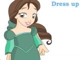 Dress Up Little Belle