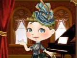 Victorian Girl Dressup