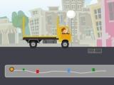 Flash игра для девочек Courier Troubles