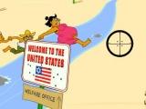 Flash игра для девочек Border Patrol