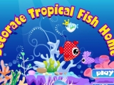 flash игра Decorate Tropical Fish Home