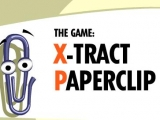 Flash игра для девочек X-Tract Paperclip Game