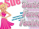 Barbie Fancy Fashion - Барби на обложке журнала