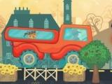 Flash игра для девочек Pizza Truck
