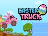 Flash игра для девочек Easter Truck