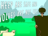 Sheep Are Safe and Wolves