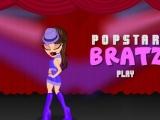 Flash игра для девочек Popstar Bratz