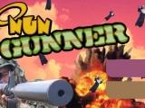 Flash игра для девочек Nun Gunner