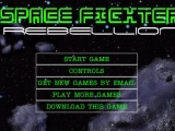 Flash игра для девочек Космический истребитель