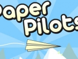 Flash игра для девочек Paper Pilots