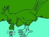 flash игра Spring Bird