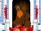 flash игра Завали Медведя