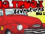 flash игра Big Truck Adventures 2