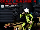 Flash игра для девочек Crazy Flasher 4 Bullets Rain