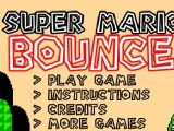flash игра Super Mario Bounce