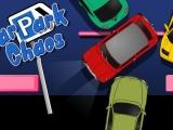 Flash игра для девочек Car Park Chaos