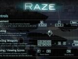 Flash игра для девочек Raze