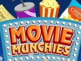 Flash игра для девочек Movie Munchies