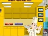 Flash игра для девочек Parrothead Salad