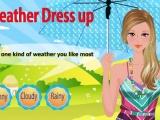 Flash игра для девочек Weather Mood