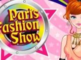 Flash игра для девочек Paris Fashion Show
