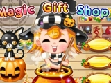 Flash игра для девочек Magic Gift Shop