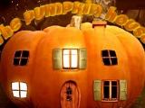 Flash игра для девочек The pumpkin house