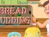Granny's Kitchen - Bread Pudding