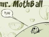 Flash игра для девочек Mr. MothBall - Господин Мофболл