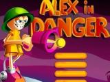 Flash игра для девочек Alex in Danger