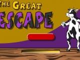 Flash игра для девочек The Great Escape - Побег из коровника