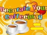 Flash игра для девочек Decorate Your Coffeemug